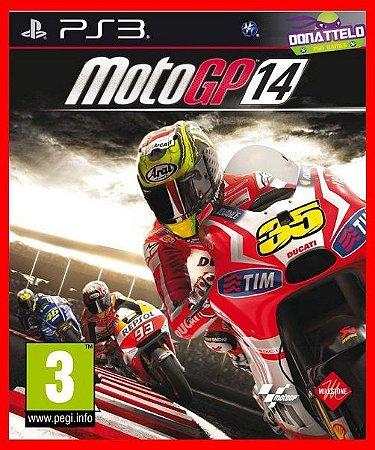 Moto GP 14 ps3