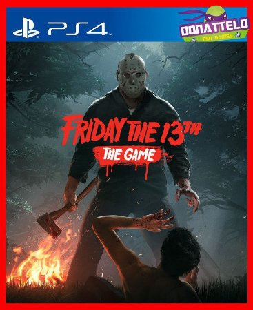 Sexta Feira 13 - Friday the 13th: The Game PS4