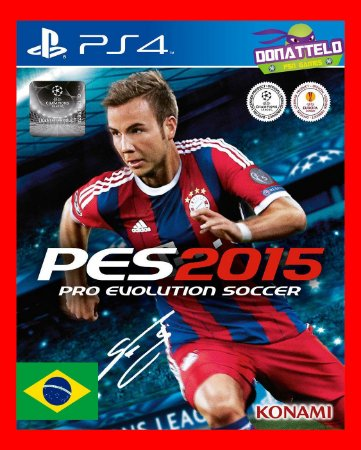 Pro Evolution Soccer 2015 - PES 2015 ps4