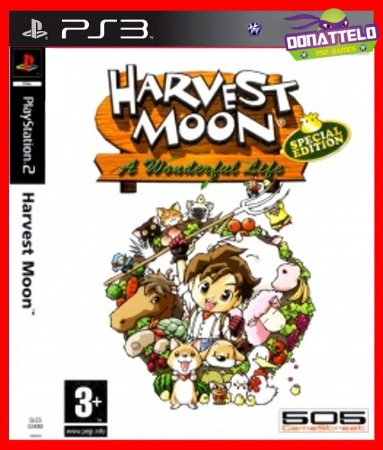 Harvest Moon A Wonderful Life ps3