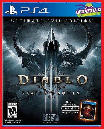 Diablo 3 Reaper of Souls ps4 dublado