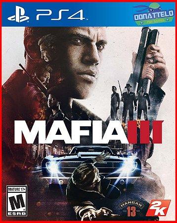 Mafia 3 ps4 - Mafia III
