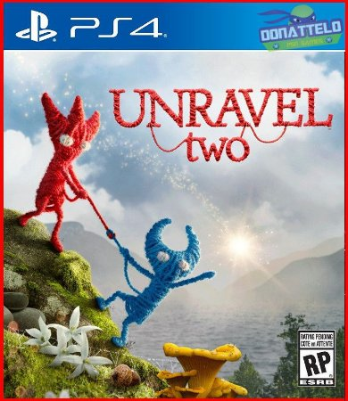 Unravel Two ps4 - Unravel 2