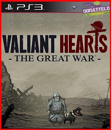Valiant Hearts: The Great War ps3