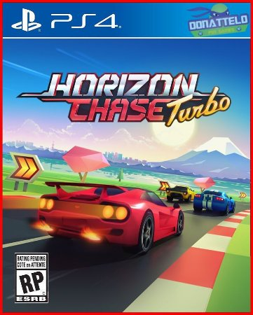Horizon Chase Turbo ps4