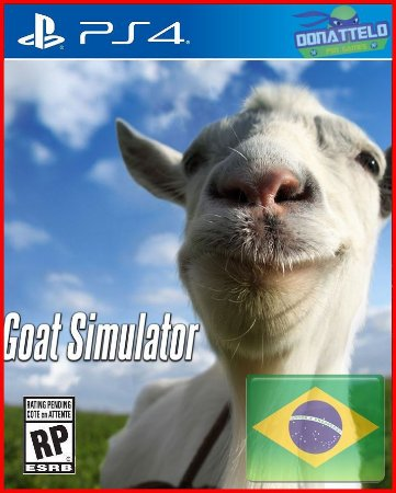 Goat Simulator ps4