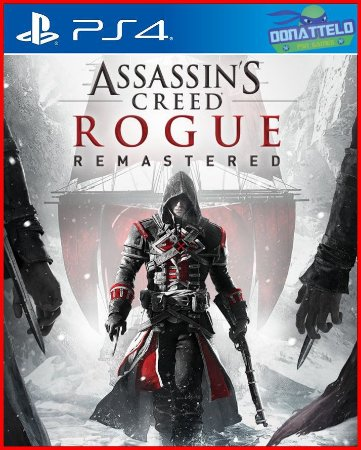 Assassins Creed Rogue Remasterizado PS4