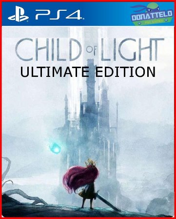 Child of Light Ultimate Edition ps4