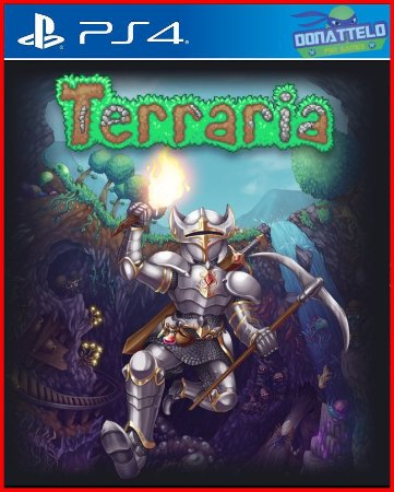 Terraria ps4 edition