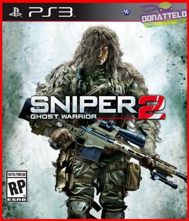 Sniper Ghost Warriors 2 ps3
