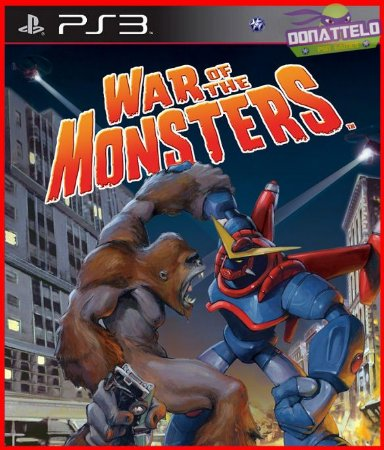 War of the Monsters ps3