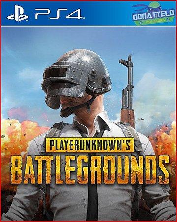 PlayerUnknows Battlegrounds PUBG PS4
