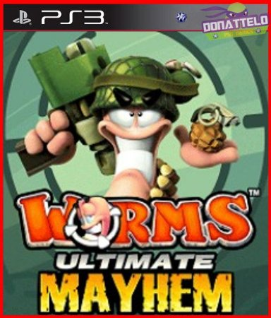 Worms Ultimate Mayhen ps3