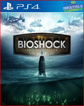 Bioshock The Collection PS4/PS5