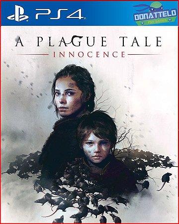 A Plague Tale Innocence ps4/ps5