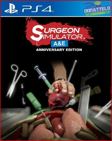 Surgeon Simulator PS4