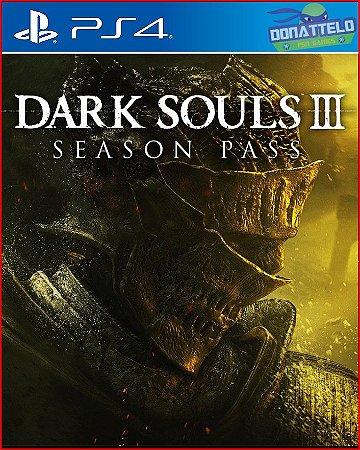 DLC Dark Souls III - Season Pass PS4
