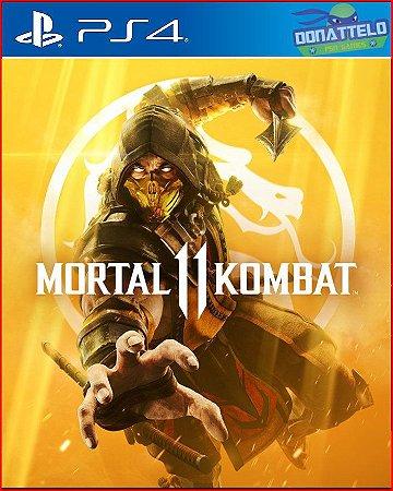 Mortal Kombat 11 Ps4 - MK11