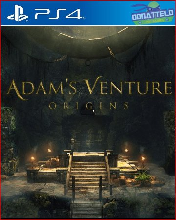 Adams Adventure Origins PS4
