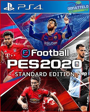 Pro Evolution Soccer 2020 - eFootball PES 2020 PS4