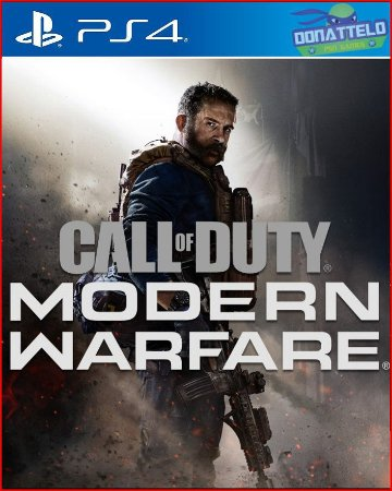 Call of Duty Modern Warfare PS4 - Cod Modern Warfare Ps4