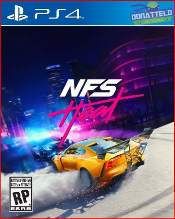 Need for Speed Heat PS4/PS5