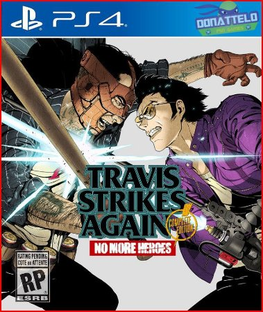 Travis Strikes Again: No More Heroes Complete Edition PS4