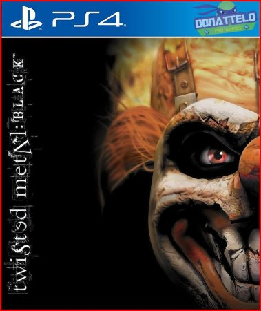 Twisted Metal Black PS4