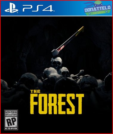 The Forest PS4/PS5