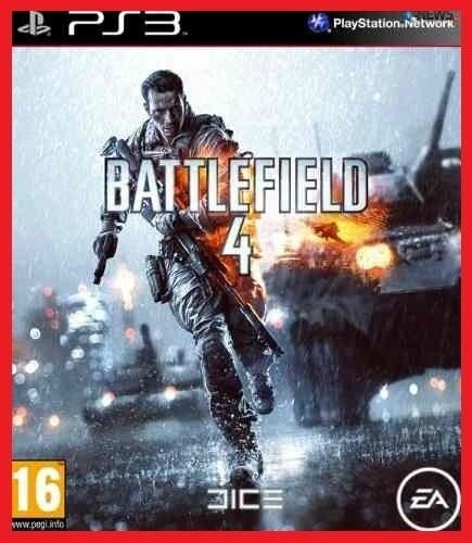 Battlefield 4 BF4 ps3