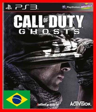 Call of Duty  Ghosts - Cod Ghosts ps3