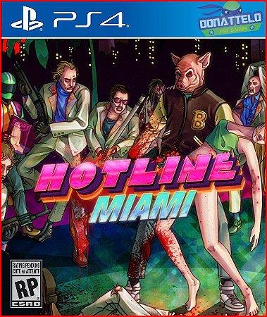 Hotline Miami PS4