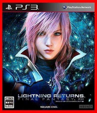 Final Fantasy XIII - Lightning Returns ps3