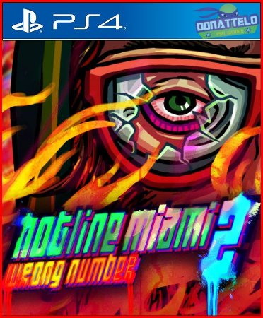 Hotline Miami 2 - Wrong Number PS4