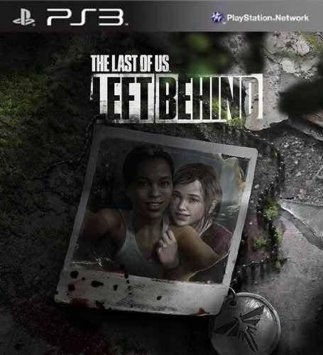 DLC Left Behind- (Do jogo The Last of us)