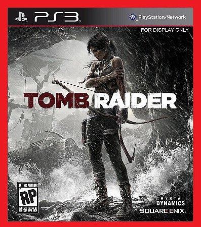 Tomb Raider 2013 ps3