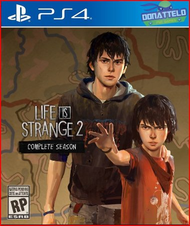 Life is Strange 2 PS4 - Temporada Completa