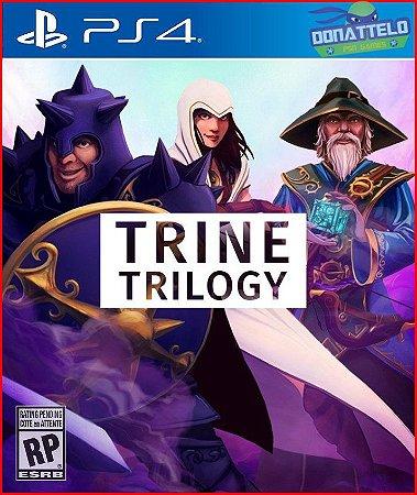 Trine Trilogy ps4