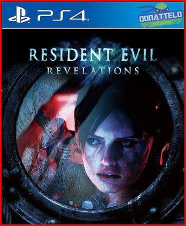 Resident Evil Revelations 1 PS4