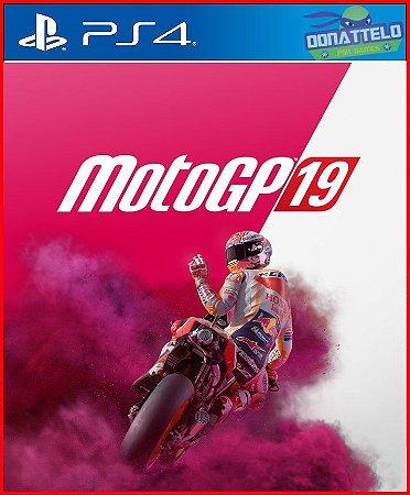 Moto GP 19 PS4 - MotoGP 19