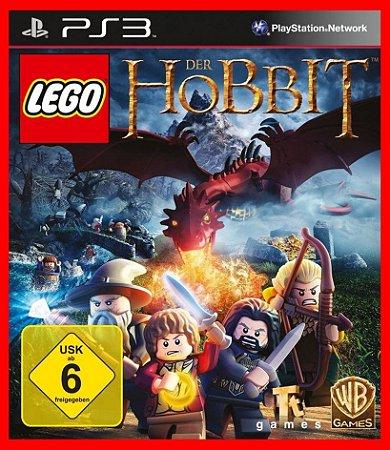 Lego O Hobbit - Lego Hobbit ps3