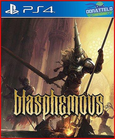 Blasphemous PS4/PS5