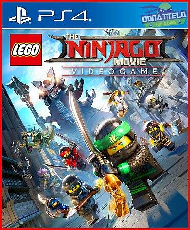 Lego NinjaGo O Filme VIdeogame PS4
