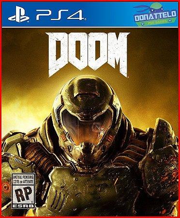 Doom ps4/ps5