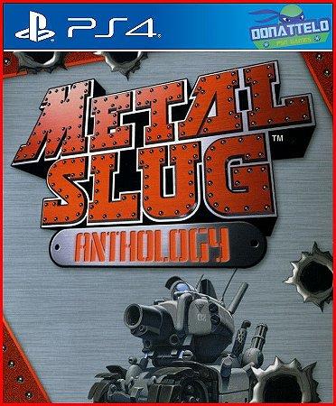 Metal Slug Anthology PS4