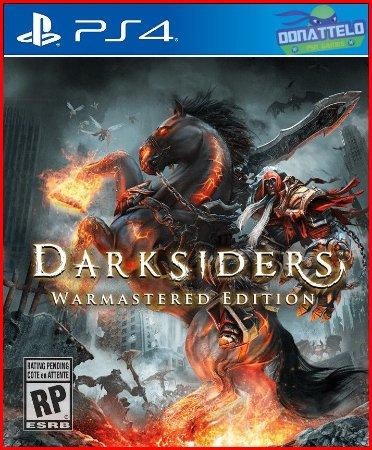 Darksiders 1 PS4 - Darksiders Warmastered Edition