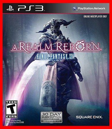 Final Fantasy XIV - A Realm Reborn - FF 14
