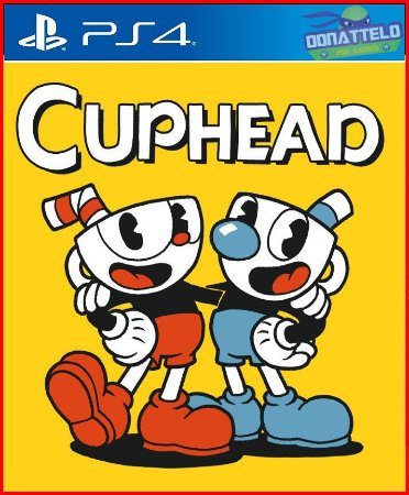 Cuphead PS4/PS5