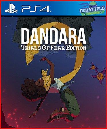 Dandara PS4 - Trials of Fear Edition