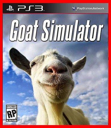 Goat Simulator ps3 - Simulador de cabra